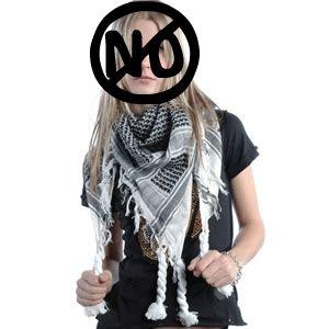 taliban-scarf