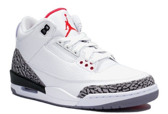 hot sale online b9095 d71ad We LIKE: Air Jordan Retro 3's… | Stuff Fly People Like | SFPL