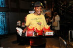 On Thursday, November 17th, Jabari Johnson, Kitty Bradshaw and Rae Holliday hosted the 2011 McDonalds Flavor Battle/DJ Competition Launch Party, in the Heart of New York City! Peep the Details...