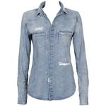 Standard Jean Co Annika Denim Shirt