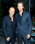 ENCOUNTER Calvin Klein Global Fragrance Launch With Alexander Skarsgard