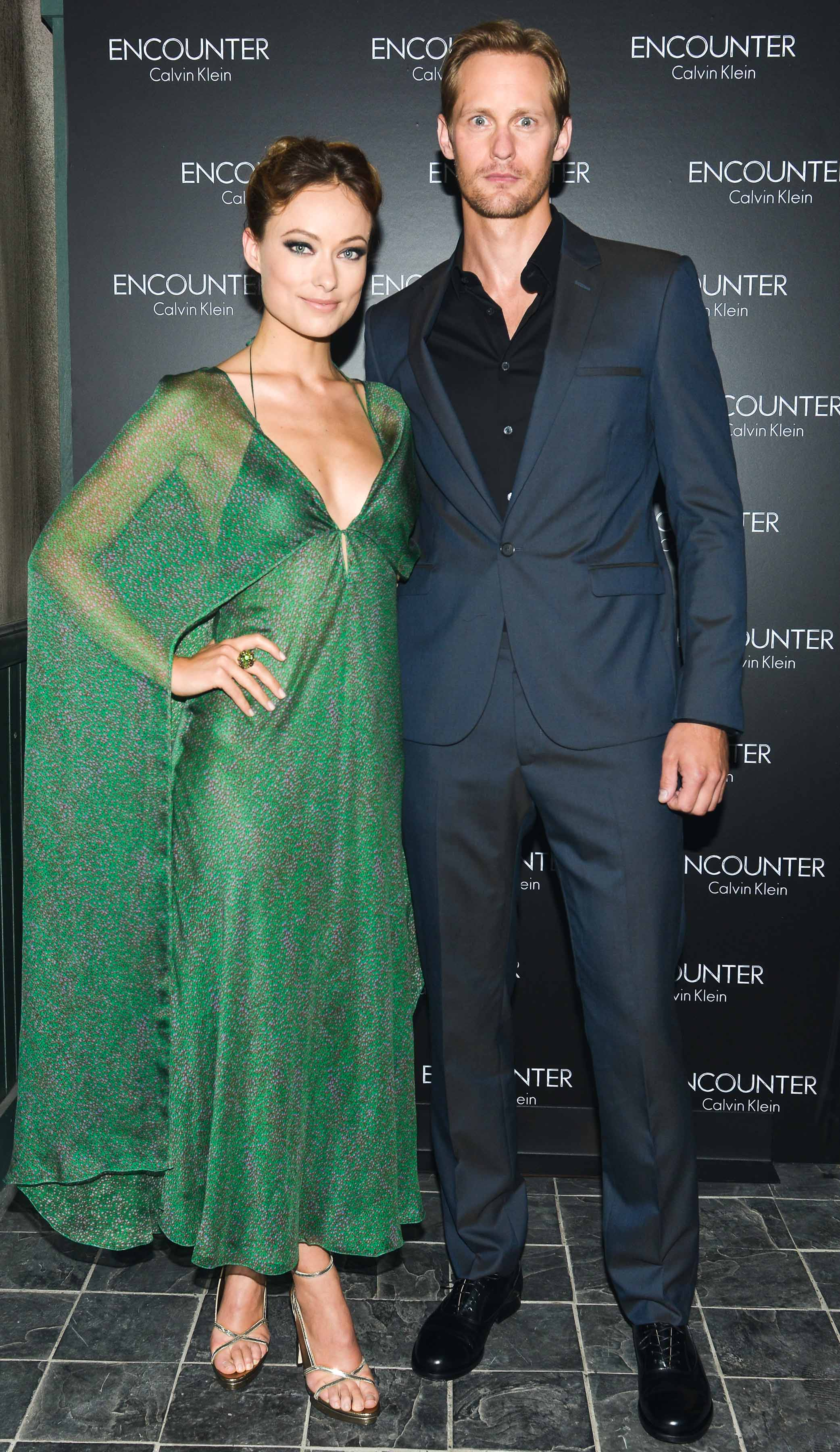ENCOUNTER Calvin Klein Global Fragrance Launch With Alexander Skarsgard - Arrivals