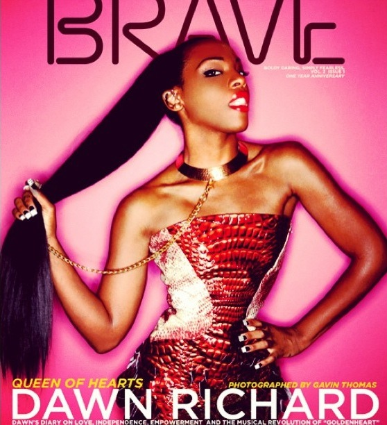 Dawn Brave Mag