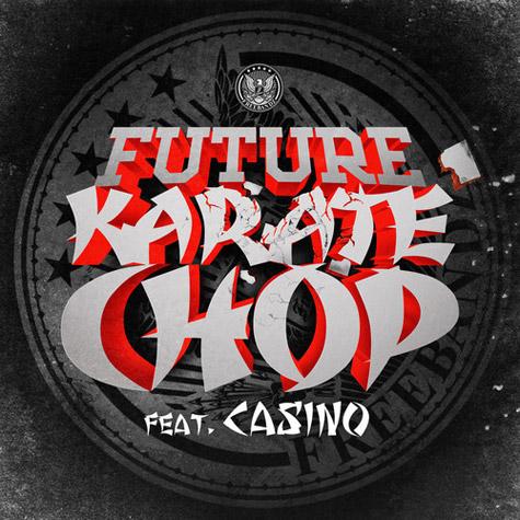 future-karate-chop