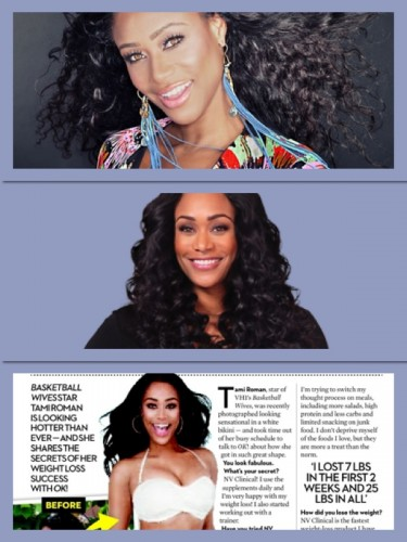 Tami Roman Endorses New Weight Loss Product Shows Off New Bikini