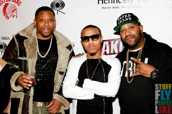 Maino , Bow Wow and Bun B