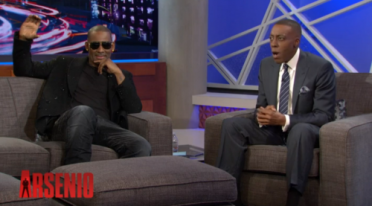 R Kelly Takes Over The Arsenio Hall Show Video Stuff Fly People Like Sfpl