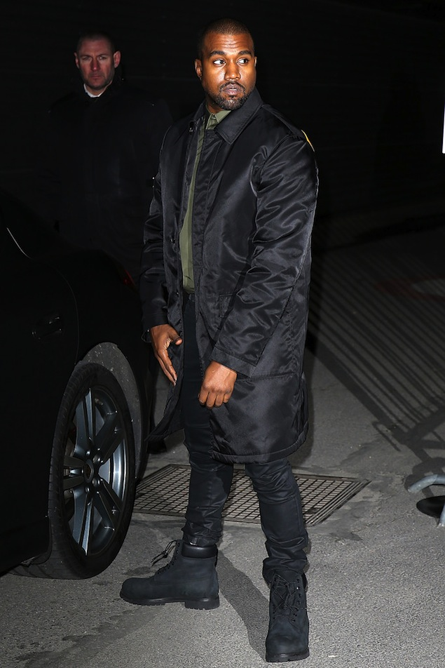 Trend Spotting Jay Z Kanye West Spotted In Black Suede Timberland Boots Stuff Fly People Like Sfpl
