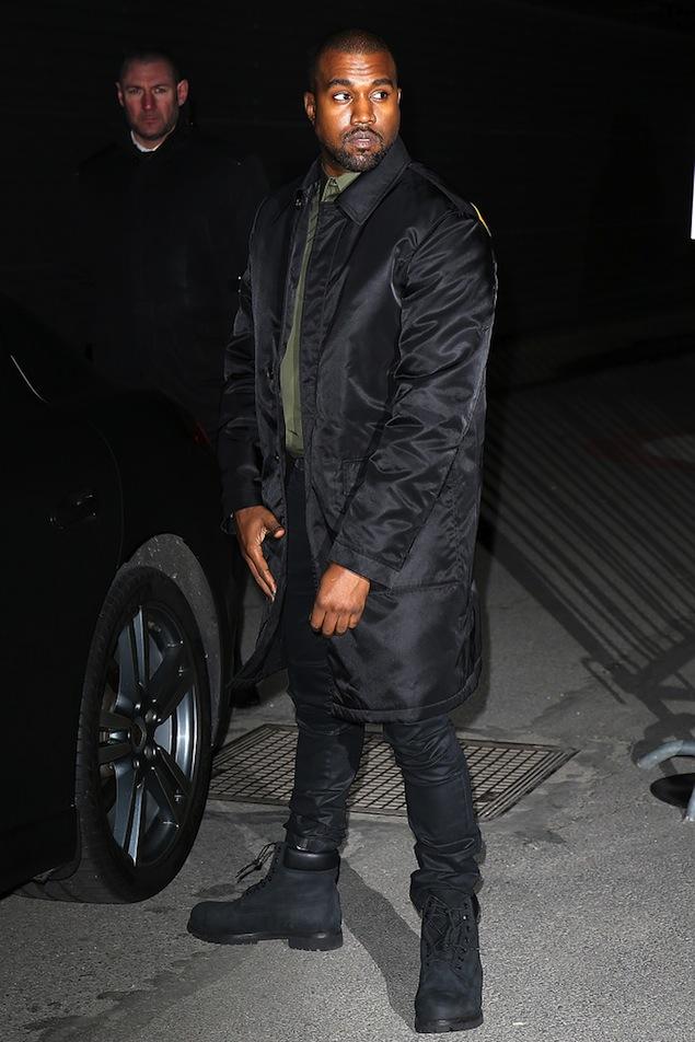 The Best Kanye Timberland  Background