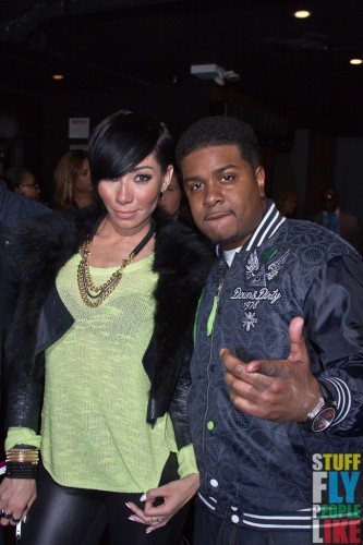 Bridget Kelly and Amadeus