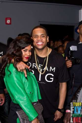 Sofi Green and Mack Wilds_