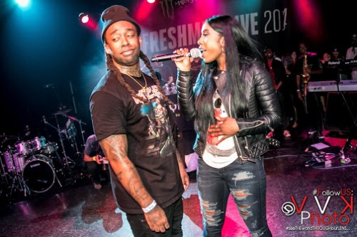 Sevyn Streeter and Ty Dolla Sign