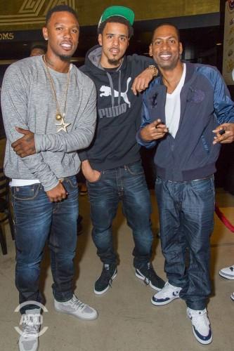 Daniel , JCole , Tony Rock
