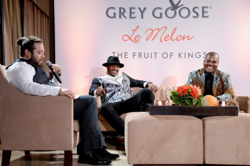 GREY GOOSE Le Melon Toasts Carmelo Anthony With Art Commissioned By Award Winning Artist Kehinde Wiley