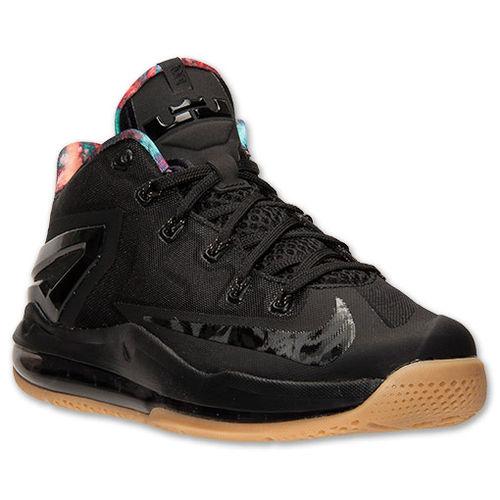 all black lebron 11