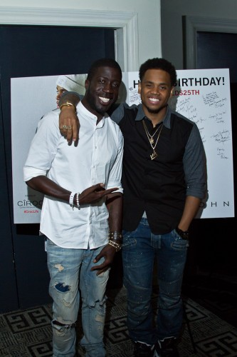 Rae Holliday and Mack Wilds_