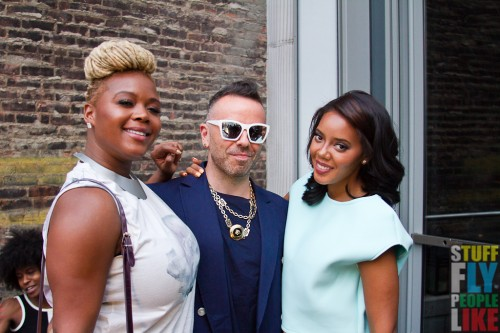 Claire Sulmers (Fashion Bomb Daily), Legendary Damon and Angela Simmons