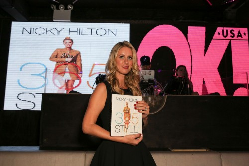 Nicky-Hilton-with-365-Style-Book