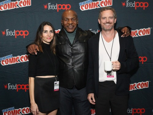 Adult Swim At New York Comic Con 2014