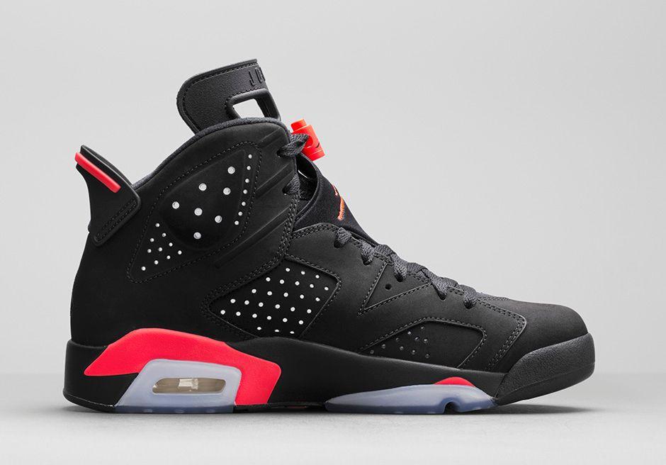 2 Infrared Air Retro Caps 23 Just Jordan This Kicks In 3