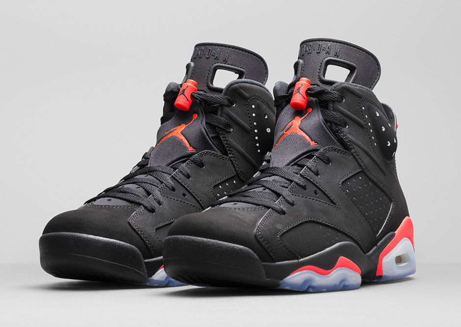 a2830f5b2b7 Of course we can't forget that ever so popular shoe tongue with the double  square cutout. When you think of the Jordan 6 it's one of the shoe's main  ...