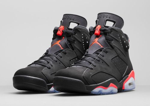 Of course we can't forget that ever so popular shoe tongue with the double  square cutout. When you think of the Jordan 6 it's one of the shoe's main  ...