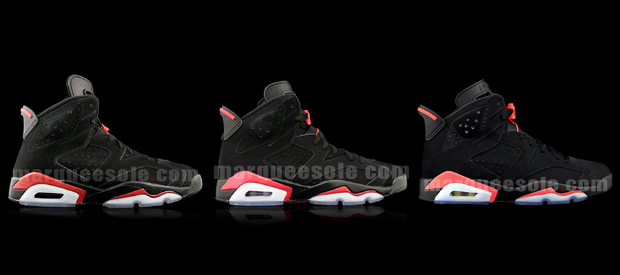 "66a621def0a FLY Kicks of the Day: The Air Jordan 6 Retro ""Black/Infrared 23 ..."
