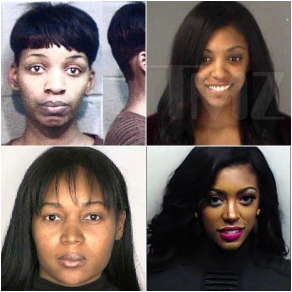 The Real Mug Shots Of Atlanta: Featuring Porsha Williams, NeNe
