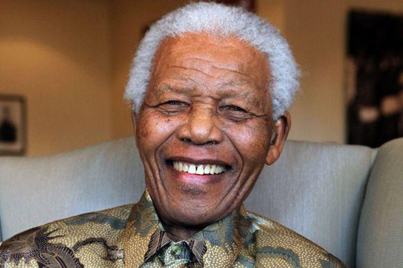 Nelson Mandela Topic