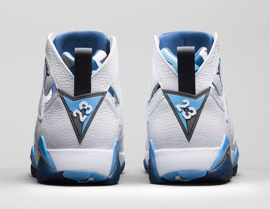 "bc4d6243352503 A Detailed Look At The Air Jordan 7 Retro ""French Blue""  Photos ..."