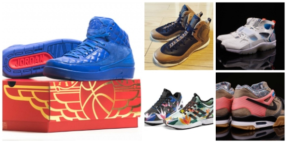 Heat For Your Feet, 7 FLY Kicks To Lookout For This Weekend!