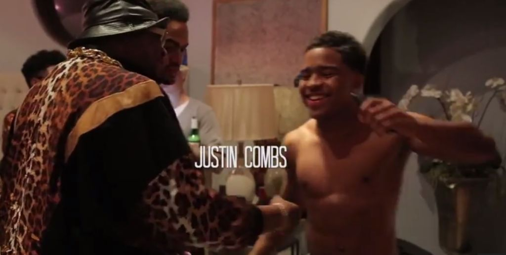 Justin-combs-and-Sincere
