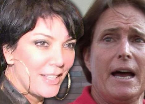 Kris Jenner -- I Had No Clue Bruce Wanted to Be a Woman