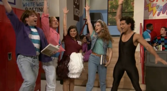 Jimmy Fallon Saved By The Bell
