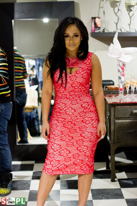 Tahiry Jose Celebrates The Launch of Her Love Tahiry Nail Polish Collection