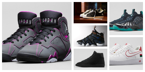 Heat For Your Feet, 18 FLY Kicks Dropping This Weekend!