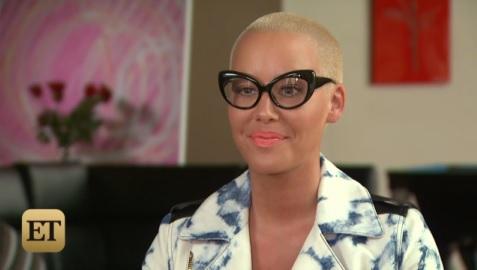 Amber Rose Doesn't Hate Khloe Kardashian