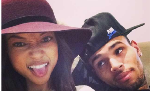 Chris-Brown-together-Karrueche-Tran-Photo