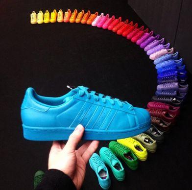adidas superstar pharrell williams color