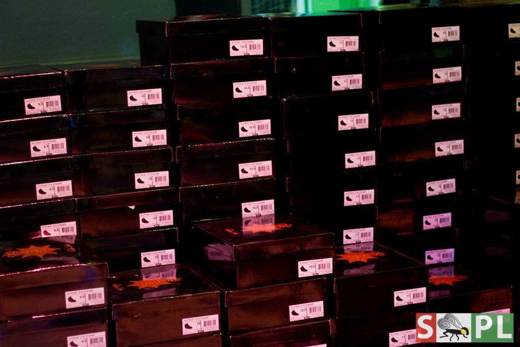 Teyana Taylor X Fabolous Packer Shoes X Ewing Athletics Limited Edition Launch