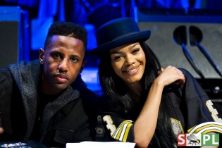 Teyana Taylor X Fabolous Packer Shoes X Ewing Athletics Limited Edition Launch