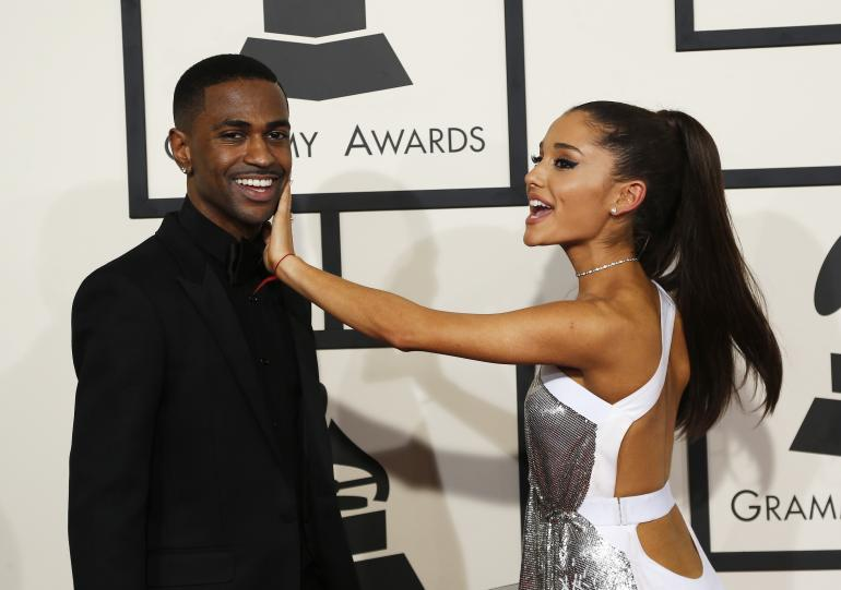 Big Sean and Ariana Grande Over