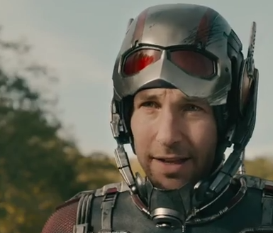 Ant-Man official Trailer