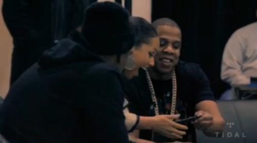 "Jay Z Premieres ""Glory"" On Tidal"