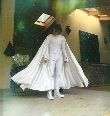Jaden Smith Prom Picture