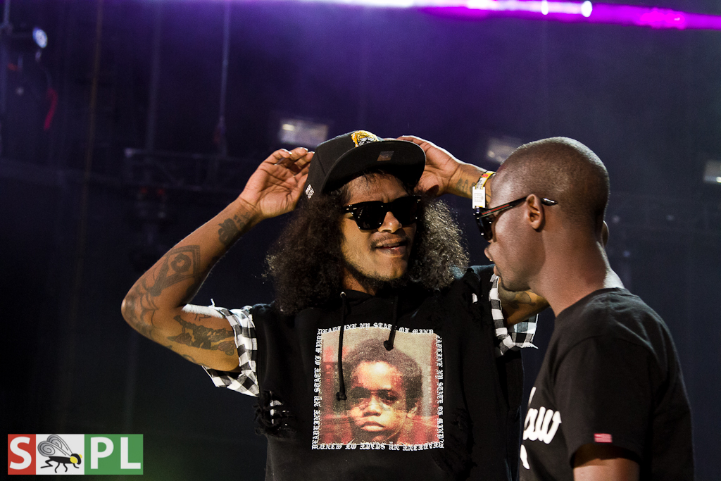 Ab-Soul and Welvin