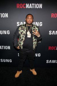 DJ mustard on red carpet