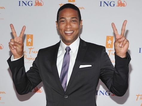 Don Lemon Roasted On Internet After Holding Up Big Sign Saying The N-Word!