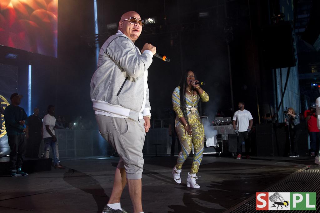Fat Joe and Remy Ma Summer Jam 2015