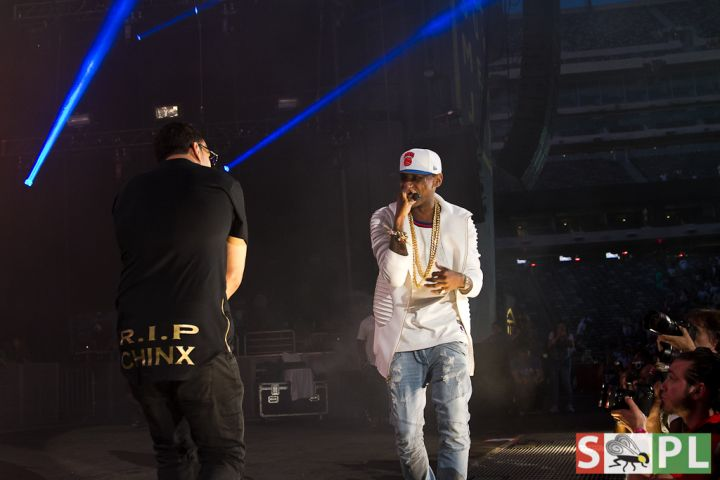 French Montana and Fabolous Summer Jam 2015